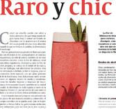 Flor la la, flor de hibisco en Revista Devicio